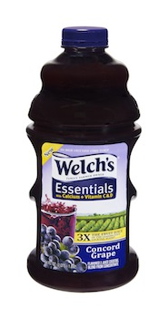 Welchs Essentials