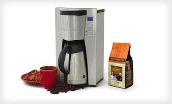 Wolfgang Puck Coffeemaker Deal