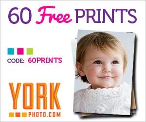 York Photo 60 FREE Prints