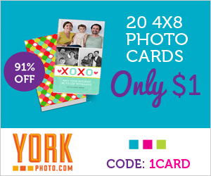 York Photo Cards