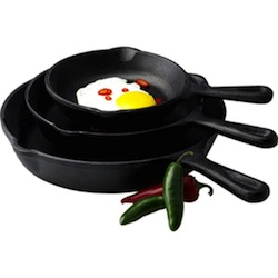 Basic Essentials Fry Pan Set