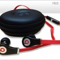 Beats by Dre Tour Earphones $69 Shipped