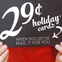 Cardstore.com: Holiday Cards $0.29 Each Shipped