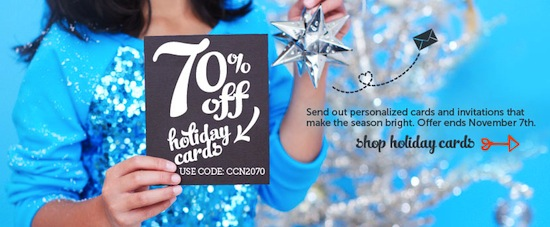 Cardstore Holiday Cards Coupon Code