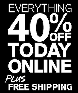 Express Cyber Monday Sale