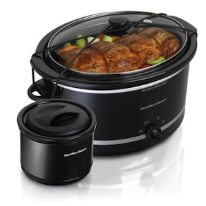 Hamilton Beach Portable Slow Cooker