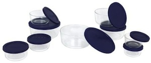 Pyrex 18 Piece Storage Set