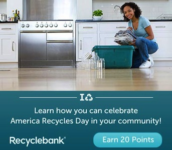 Recyclebank America Recycles Day