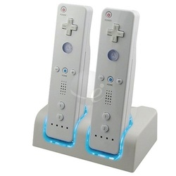 Wii Charging Station