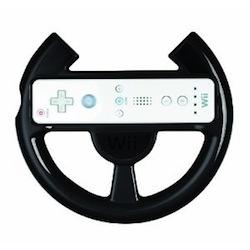 Wii Comfort Racing Wheel