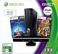 Xbox Kinect 360 Holiday Bundle