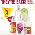Bath and Body Works Clearance Sale and Deal Scenario