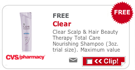 CVS Clear Coupon