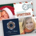 Vistaprint: 10 FREE Personalized Holiday Cards