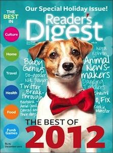 Readers Digest Magazine
