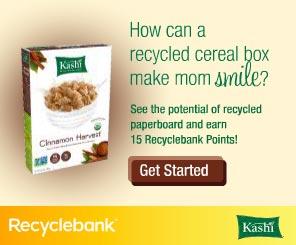 Recyclebank Kashi