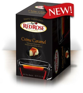 Red Rose Simply Indulgent Creme Caramel