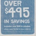 Walgreens January 2013 Coupon Booklet (Over $495 in Savings)