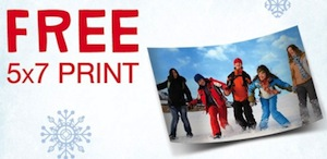 Walgreens Photo FREE 5x7 Print