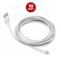 10′ Apple Lightning Cable $4.99
