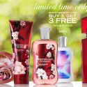 Bath and Body Works Coupon Code: $10 off a $30 Purchase