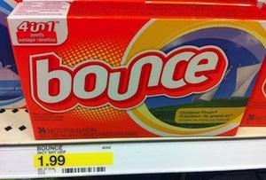 Bounce Target Deal