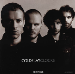 Coldplay Clocks