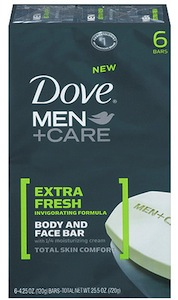Dove Men+Care Bar Soap