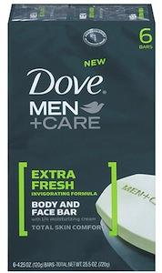 Dove Men+Care Bar Soap