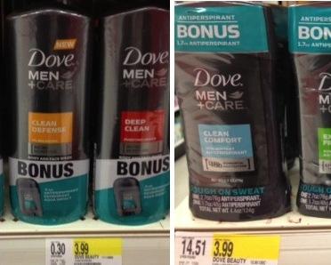 Dove Target Deal