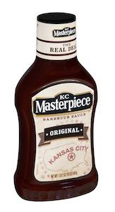 KC Masterpiece BBQ Sauce