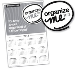 Organize Me 2013