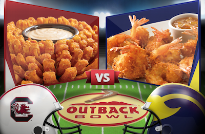 Outback Bowl 2015