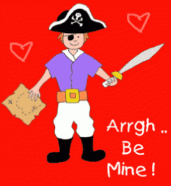Pirate-Valentine