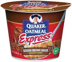 Quaker Easy Express Oatmeal