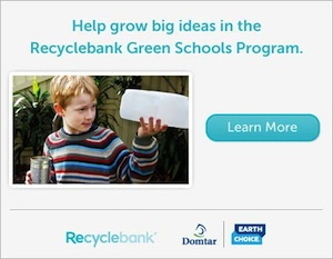 Recyclebank Green Schools Program