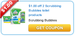 Sctubbing Bubbles Coupon