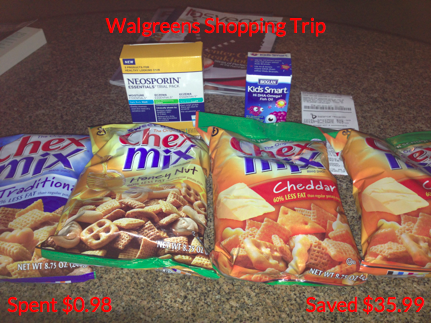 Walgreens Shopping Trip 16