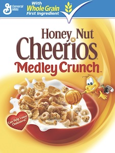 Honey Nut Cheerios Medley Crunch