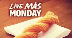 Live Mas Monday