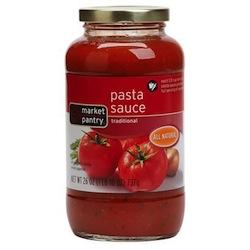 Market Pantry Pasta Sauce