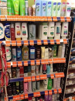 Shampoo Clearance