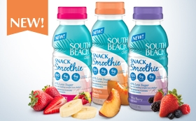 South Beach Diet Snack Smoothie