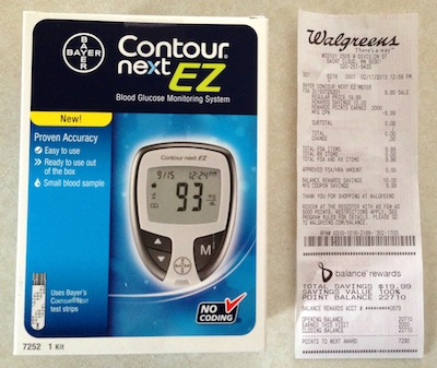Walgreens Bayer Meter Moneymaker