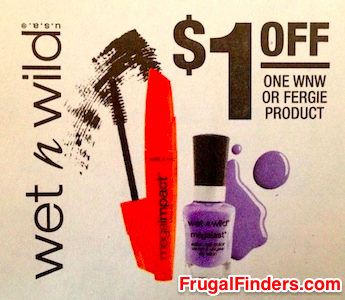 Wet Wild Coupon