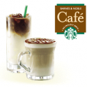 Barnes and Noble Cafe: BOGO FREE Starbucks Hand Crafted Espresso Beverages