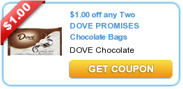 Dove Promises Coupon