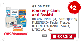 Kleenex Printable Coupon