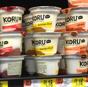 Koru Creamery Style Yoghurt Coupon