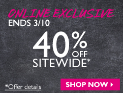 The Body Shop 40 off